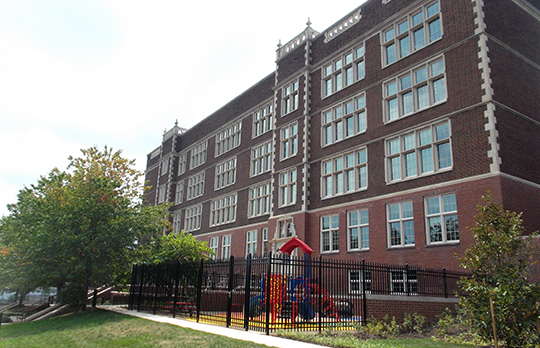 Francis L. Cardozo High School