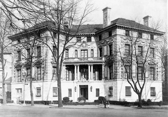 The Patterson Mansion