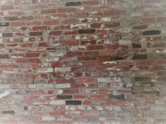 "Exposing Interior Historic Brick: The Beauty and Elegance of the ""German Schmear"""
