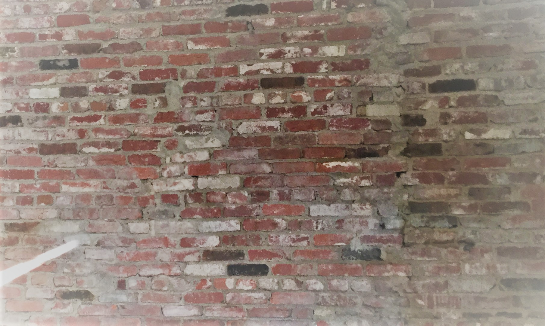 """Exposing Interior Historic Brick: The Beauty and Elegance of the """"German Schmear"""""""